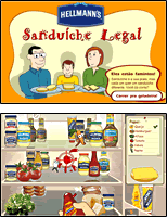 Sanduíche Legal